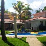 Villa 2ab, 2 separate areas