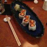 Yummy spicy tuna roll!