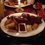 Beggar's banquet - Mouthwatering meat feast!