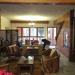 Inside Casa Rose