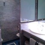 Baño habitación 616