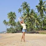 Анжуна-самый классный пляж