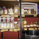 legumi miele e marmellate