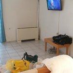 ТВ в гостинной