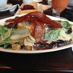 Maple Bacon Salad