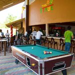 Sports Bar Pool Table