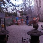 La Posada Sunken Garden 2
