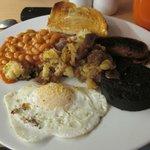 a proper breakfast