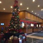 Lobby, December 2013