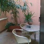 Balconcino interno