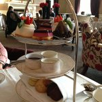 Afternoon tea in Lord Mayor's Lounge