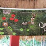 The courses at Calico Jack's