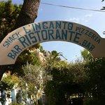 Entrance to L'Incanto