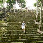Dzibanche Ruins, Mexico