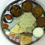 Special thali!