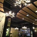 Interior near bar