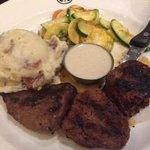 bistro steak medallions