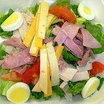 Joe's famous party salad