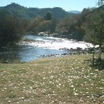 kern river  from city park