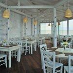Fish restaurant, Riviera holiday club