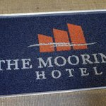 The Moorings Hotel.