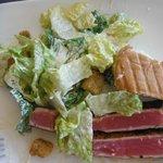 Salada com Tuna