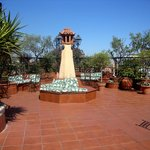 Roma  - Hotel Diana - Roof Garden