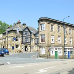 The White Hart Todmorden.