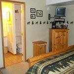 cabin/ room