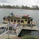 Bundy Belle river boat