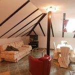studio apartment attic