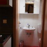studio apartment attic/ bathroom