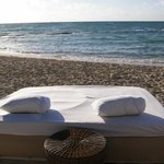 beach bed for adults only