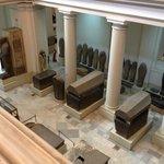 Enormous coffins