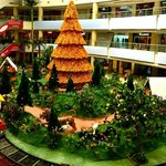Christmas Celebration at E Mall