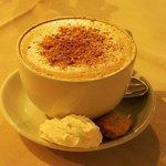 Un Cappuccino bello e buono!