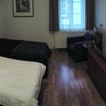 Standard double / twin room - warm & clean