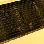 Aparato calefacción habitación (no funcionaba)