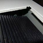 Aparato calefacción roto suite executive 316
