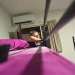 Individual Aircond in our 6 Bed-Dormitory