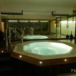 THE SPA AREA OF HOTEL BRISTOL, DECEMBER 2013.
