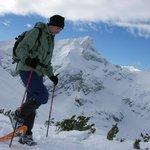 Schneeschuhwandern in Rila
