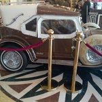 1932 model Ford on the Lobby