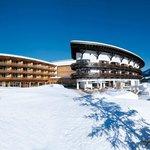 Ifen Hotel Kleinwalsertal im Winter