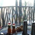 Desayuno en la Rossinyol