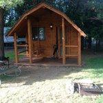 1 room pet friendly cabin