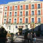 Ottima sistemazione per una visita lampo a MADRID