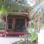 Sea view cabana