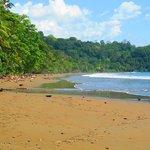 Playa Ballena-beautiful!