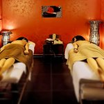 Spa & Lounge Deluxe / Classic massage room